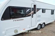 Swift Finesse 825 2021  Caravan Thumbnail