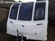 Bailey Pegasus Grande Bologna 2021  Caravan Thumbnail