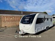 Swift Finesse 825 2022  Caravan Thumbnail