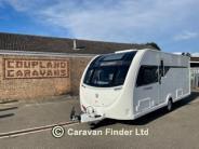 Swift Finesse 580 2022  Caravan Thumbnail