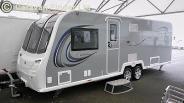 Bailey Pegasus Grande SE Bologna 2021 4 berth Caravan Thumbnail
