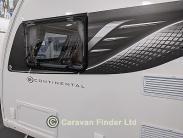 Swift Continental 510 2021 4 berth Caravan Thumbnail